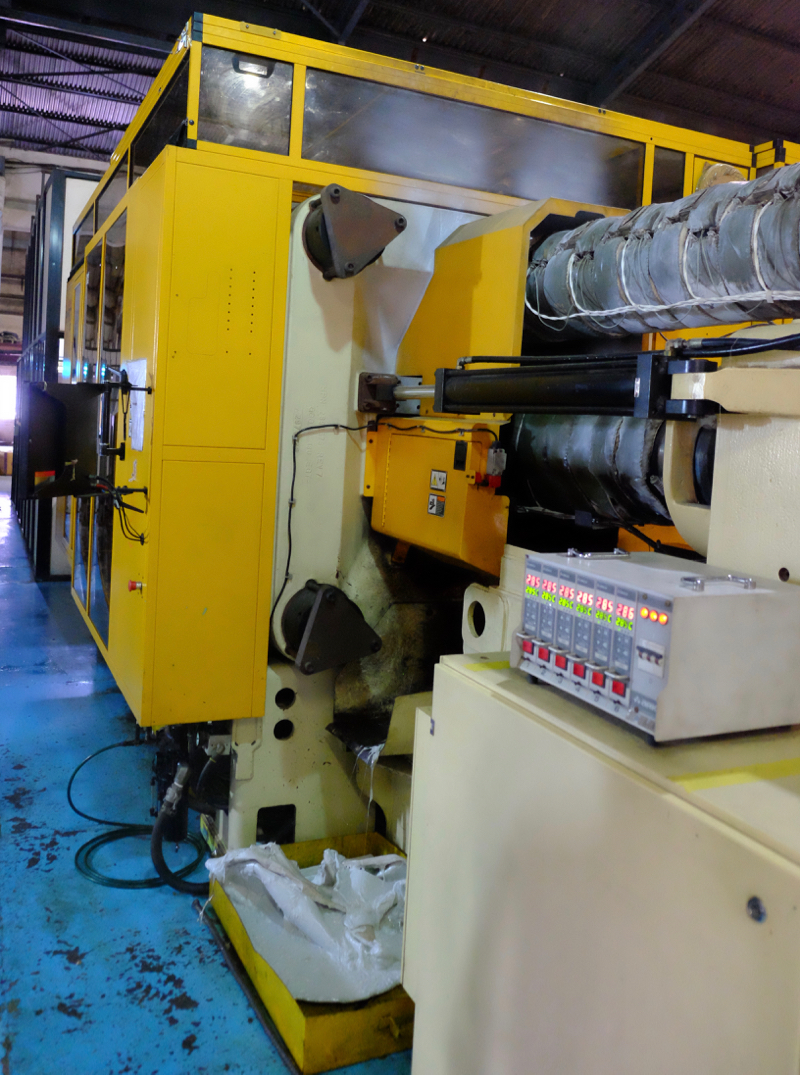 husky injection molding systems Husky injection molding systems was a company which built machines and mold for plastic items secondly, husky never patented their machines and molds.